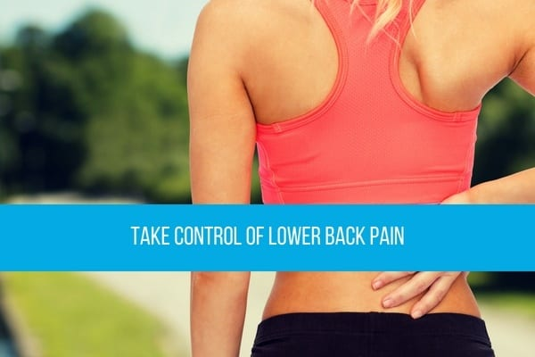 Take control of lower back